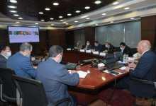 Photo of الوزير يبحث التعاون مع مسئولي بنك الاستثمار الأوروبي