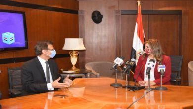 """Photo of وزيرة الهجرة تتابع تصويت المصريين بالخارج لانتخابات""""مجلس النواب"""""""