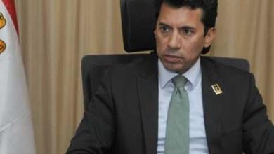 Photo of صبحي يؤكد علي ان القيادة السياسية تهتم بدعم الشباب
