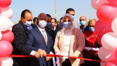 Photo of القباج تفتتح المرحلة الاولى من تطوير مؤسستي التثقيف والرعاية بالمرج