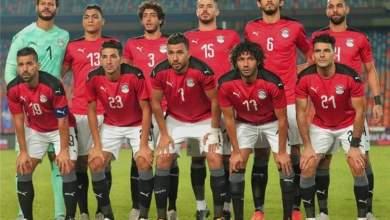 Photo of تشكيل منتخب مصر أمام توجو.. أفشة ومحمد شريف أساسيان وكوكا في الهجوم