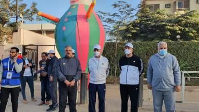 Photo of بالصور… القليوبية تنظيم ماراثون رياضي احتفالا باليوم العالمي لمكافحة الفساد