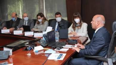 Photo of الوزير يلتقي وفد البنك الأوروبي لإعادة الإعمار والتنمية