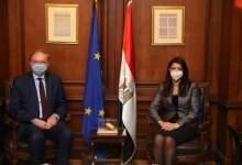 """Photo of """"المشاط"""" تشهد توقيع تعديل برنامج دعم سياسات قطاع الصحة مع الإتحاد الأوروبي بقيمة 89 مليون يورو لمكافحة فيروس كورونا"""
