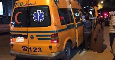 Photo of إنقلاب سيارة وإصابة 3 أشخاص على طريق وادي نطرون العلمين