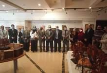"Photo of افتتاح معرض"" نغمات نورانية "" لطلاب التربية النوعية بجماعة بنها..صور"