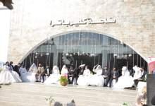 Photo of شعيب يشهد حفل زفاف جماعى لعدد من أبناء مطروح