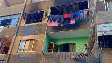 Photo of محافظة القاهرة: وفاة 5 أشخاص فى حريق بعقار في عزبة النخل دون تأثر العقار