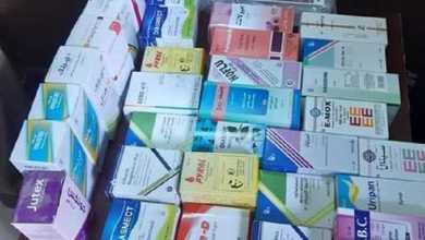 Photo of ضبطت مباحث التموين خلال الحملة600 قرص مخدر غير مدرج في فواتير الصيدليات