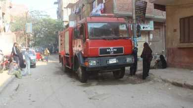 "Photo of ""ماس كهربائي "" يسبب حريق يلتهم 5 أشخاص من أسرة واحدة …تفاصيل"