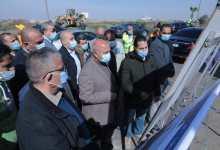 Photo of الوزير يتابع معدلات تنفيذ بعض مشروعات الطرق والكباري والسكة الحديد