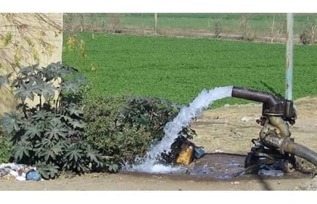 Photo of مصرع مزارع خنقا بسبب ماكينة رى بالكرنك فى قنا