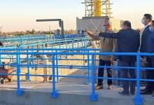 "Photo of ""الهجان"" يتفقد عددا من المشروعات بقطاع الطرق والمياه والصرف الصحى بشبين القناطر"