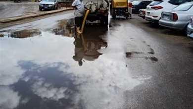 Photo of الأمطار تضرب محافظة البحيرة..وتوقف حركة الصيد