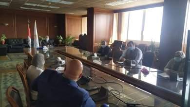 Photo of عبدالعاطي يعقد إجتماعا إستعدادا للإنتقال الي العاصمة الإدارية