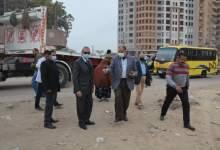 Photo of محافظ القليوبية يتابع أعمال تطوير ورصف الميادين بعدد من مدن المحافظة