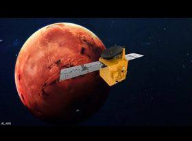 """Photo of مسبار الأمل يتواصل مع شبكة الفضاء العميق التابعة لـ""""ناسا"""""""