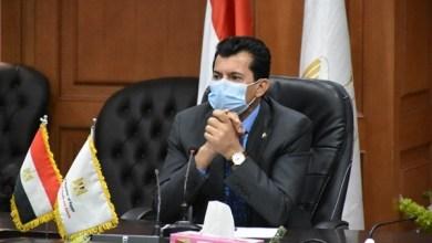 "Photo of تبادل التهاني بين ""صبحي""و""زايد"" بسبب نجاح مونديال كرة اليد"