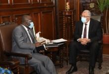 Photo of القصير : يؤكد على توجيهات الرئيس السيسي بتقديم كل الدعم للأشقاء الأفارقة
