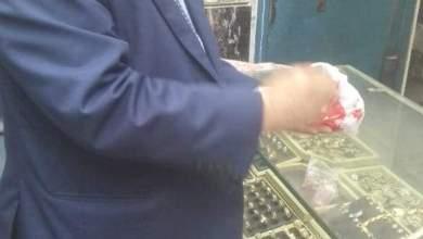 Photo of ضبط كمية مصوغات ذهبية مستوردة بدون دمغة داخل محل مصوغات بطنطا