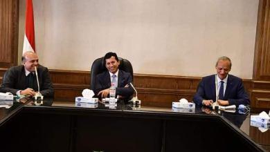 Photo of وزير الشباب والرياضة يلتقي بمديري مراكز التعليم المدني والمنتديات الشبابية وبيوت الشباب