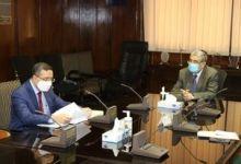 Photo of وزير الكهرباء والطاقة المتجددة يلتقى بسفير الهند لبحث سبل دعم وتعزيز التعاون