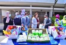Photo of صندوق تحيا مصر يوفر 80 طنا مواد غذائية ودواجن لـ 6 آلاف أسرة بالمحافظة
