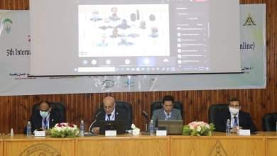 """Photo of """" الجيزاوى """" يفتتح فعاليات المؤتمر الدولى الخامس لتطبيقات التكنولوجيا الحيوية في الزراعة"""