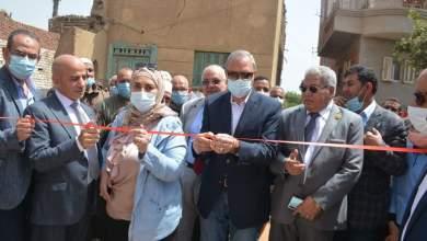 Photo of محافظ القليوبية يفتتح 5 مدارس و 4 مراكز شباب بمركز ومدينة طوخ بتكلفة 37 مليون جنيه