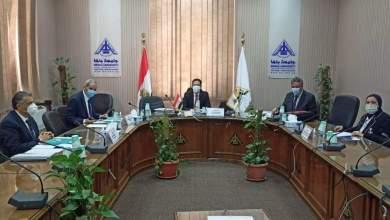 "Photo of "" الجيزاوى "" يترأس لجنة اختيار عميد كلية التربية النوعية بجامعة بنها"