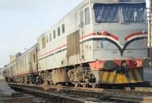 Photo of اصطدام عربتا جرار قطار بسيارتين بمحطة قطار الخانكة