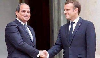 Photo of السيسي يؤكد حرص مصر على تدعيم وتعميق الشراكة الاستراتيجية مع فرنسا