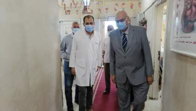 Photo of مدير التأمين الصحي بالقليوبية يتفقد امتحانات مدرسة التمريض بشبرا الخيمة