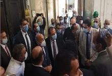 Photo of وزير العدل يتفقد أعمال التطوير بمحكمة الإسكندرية الابتدائية