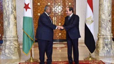 Photo of سفير جيبوتي لدى مصر: زيارة الرئيس السيسى لبلدنا تاريخية وتعد الأولى لرئيس مصرى