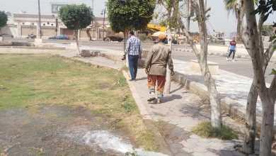 Photo of صور.. كورنيش بنها وحدائق القليوبية خالية من الزائرين في شم النسيم