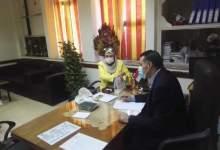 Photo of وكيل طب بنها يلتقي فريق البرنامج التكاملي لبحث تحديات جائحة كورونا