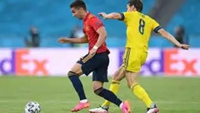 Photo of منتخب إسبانيا يكتسح سلوفاكيا 5-0 ويتأهل لدور ال` 16 باليورو