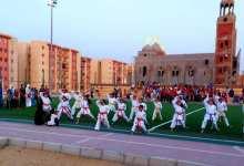 Photo of افتتاح 5 ملاعب رياضية في مدينة 6 أكتوبر الجديدة