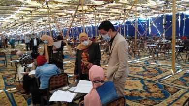 "Photo of ""الجيزاوى"" يواصل جولاته و يتفقد الامتحانات بكليتى التربية والحاسبات"