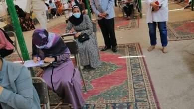 Photo of عميد الخدمة الإجتماعية ببنها يتفقد سير الامتحانات
