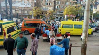Photo of مصرع شخص أثناء عبوره طريق مصر اسكندرية الزراعى أمام مدينة طوخ