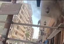 """Photo of السيطرة علي حريق في صالة """"جاكوزي وساونا"""" بقليوب   صور"""