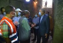 Photo of محافظ القليوبية يقوم بجولة لمتابعة عدد من المشروعات بأحياء غرب وشرق شبرا الخيمة