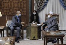 """Photo of الطيب والسفير الكندي في مصر يناقشان أوجه التعاون لمواجهة """"الإسلاموفوبيا"""""""