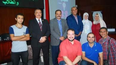 Photo of اختيار ممثلي جامعة بنها بمسابقة العباقرة علي شاشة القاهرة والناس