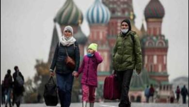 Photo of السلطات الروسية تعزل المصابين بالسلالة المتحورة من دلتا