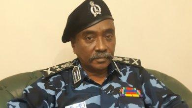مدير عام الشرطة يتفقد جرحي ومصابي ولاية غرب دارفور
