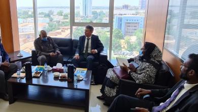 السودان : تفاصيل اجتماع الغرفة القومية للمصدرين مع بعثة الاتحاد الاوروبي