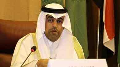 """رسالة من الصين إلى البرلمان العربي حول وضع """"خزان صافرة"""""""